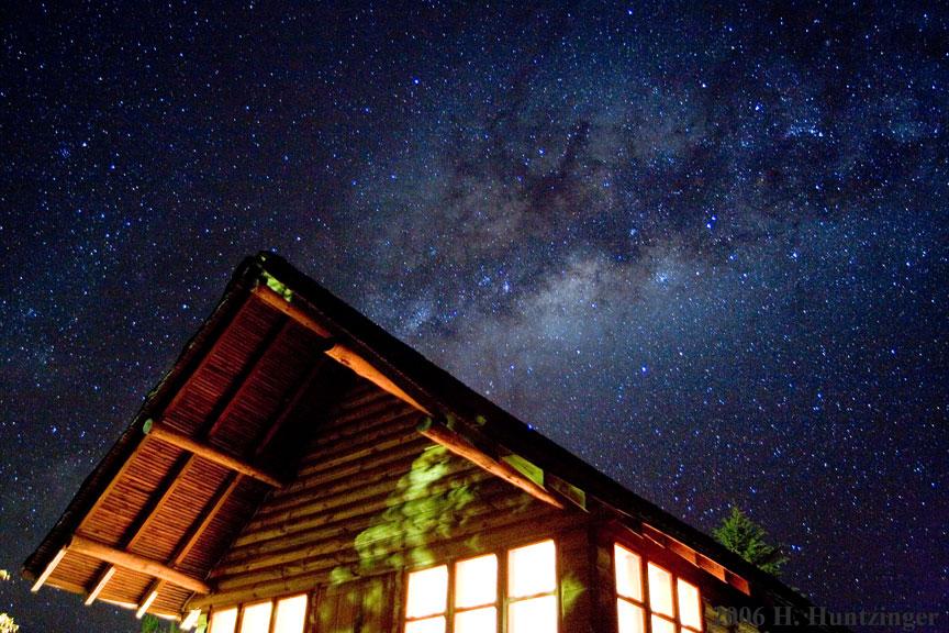 Mufindi Starry Night, Copyright 2006  H. Huntzinger